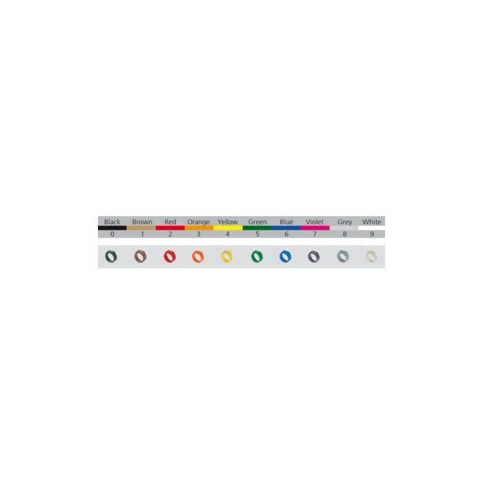 Neutrik XCR-5 grön NC3MX/FX