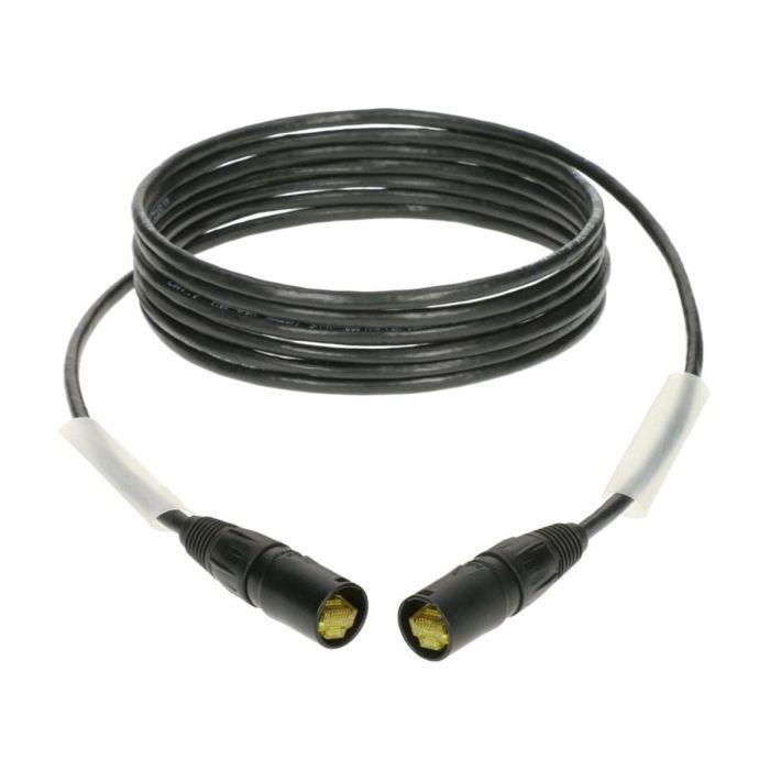 Klotz CAT6a Patch Cable C7P06P etherCON 0,5m
