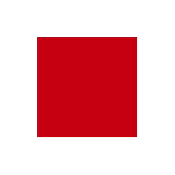 Rosco E-Colour+ 026 Bright Red
