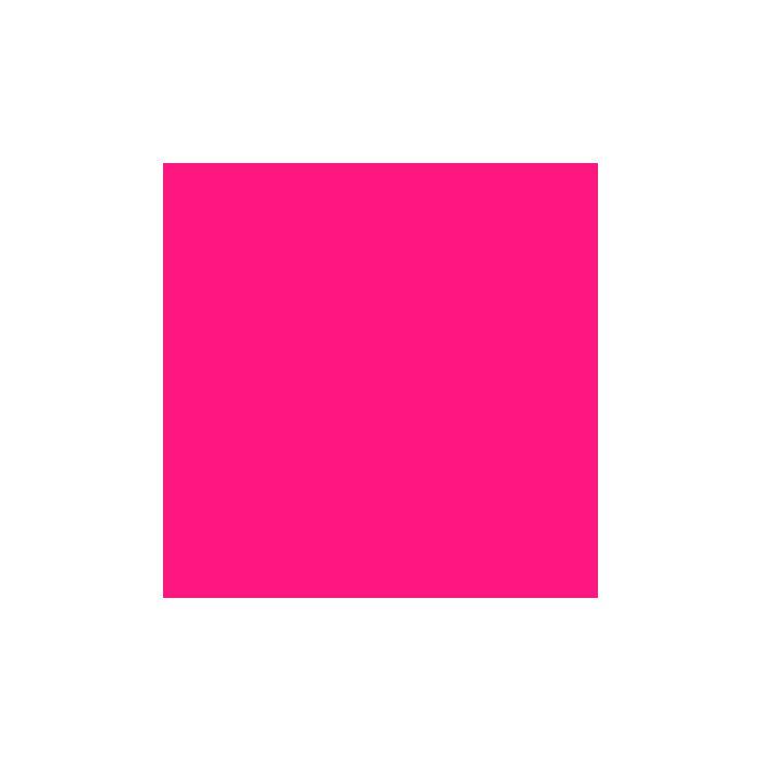 Rosco E-Colour+ 128 Bright Pink
