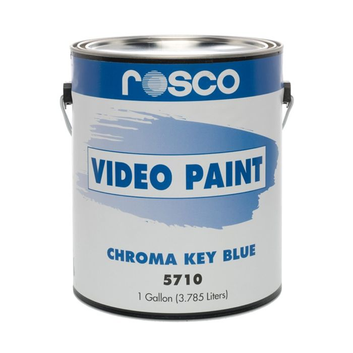 Rosco Chroma Key Blue Paint 3.79L