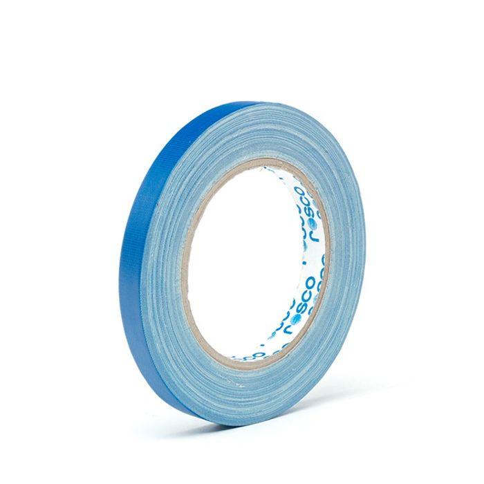 Rosco GaffTac 12mm x 25m Blue Spike Tape