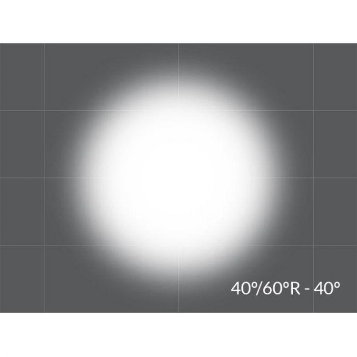 Rosco OPTI-SCULPT 40/60 Reversible 61x102cm sheet