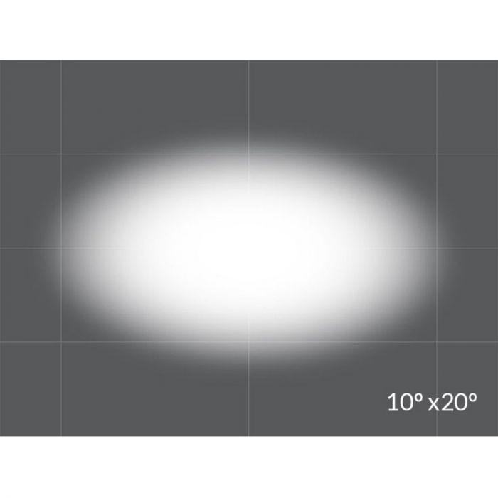 Rosco OPTI-SCULPT 10x20 deg 61x51cm sheet