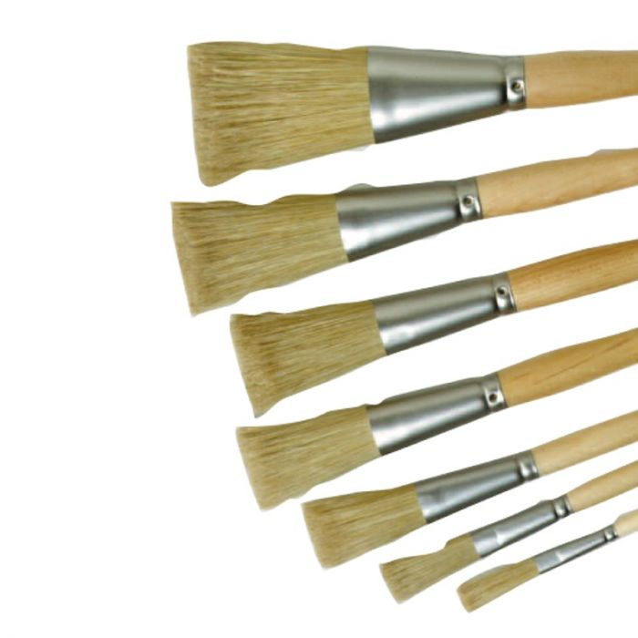 Rosco 7 Brush Kit (all but 3in)
