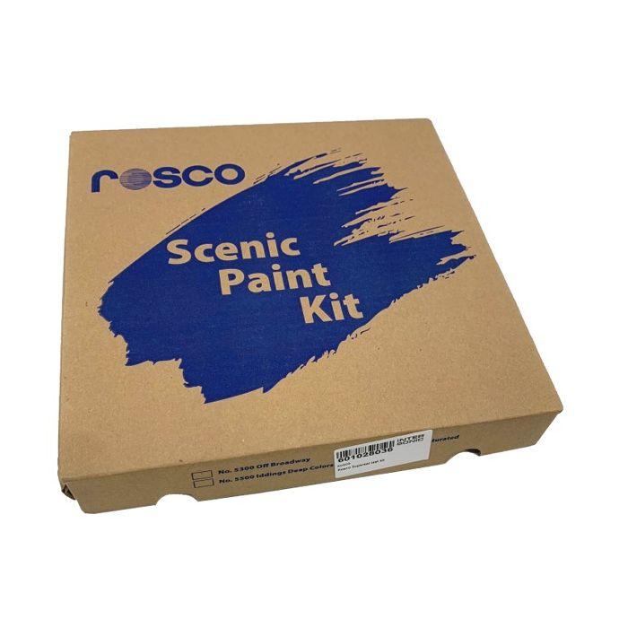 Rosco Supersat Test Kit