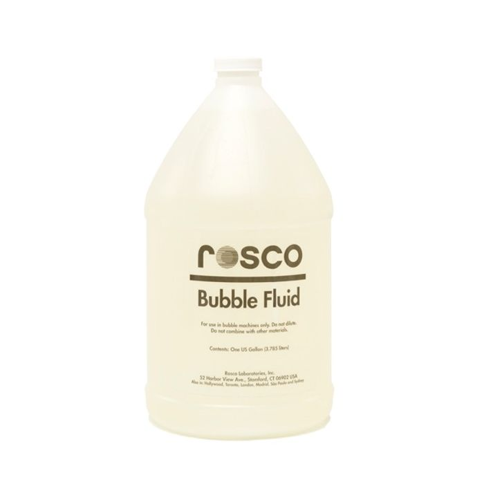 Rosco Bubble Fluid Gallon