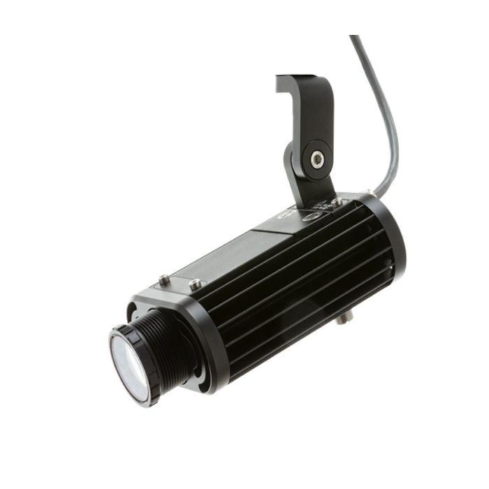 Rosco Image Spot Mini Projector, 3000K, IP65, Blk, No Lens