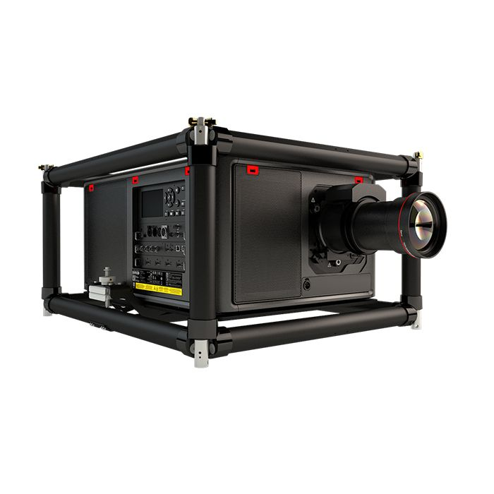 Barco UDM 4K22 FRAME + FLIGHT CASE