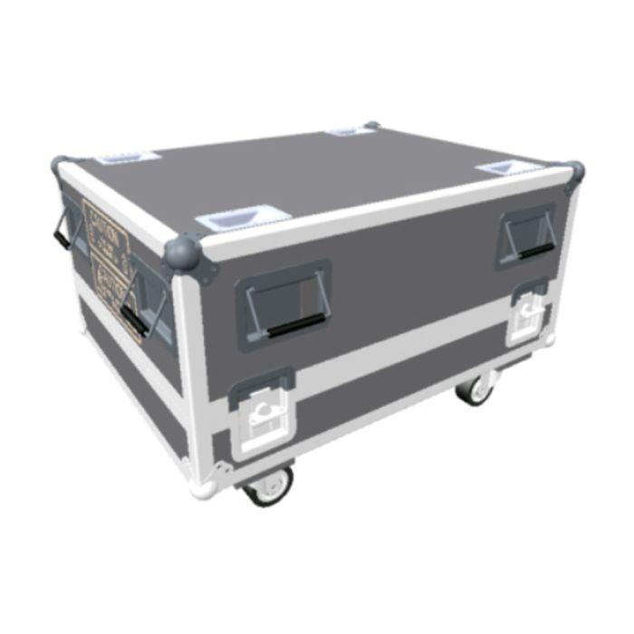 Barco UDM Flightcase