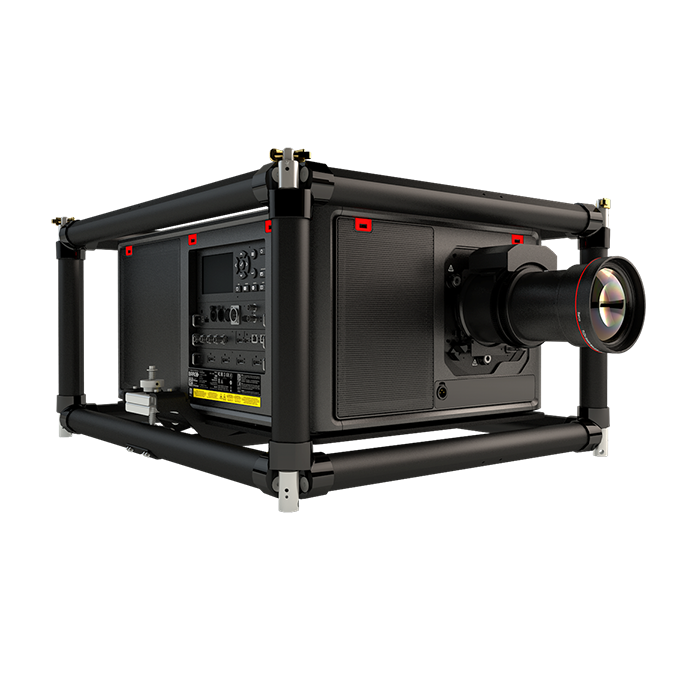 Barco UDM W15 FRAME + FLIGHT CASE