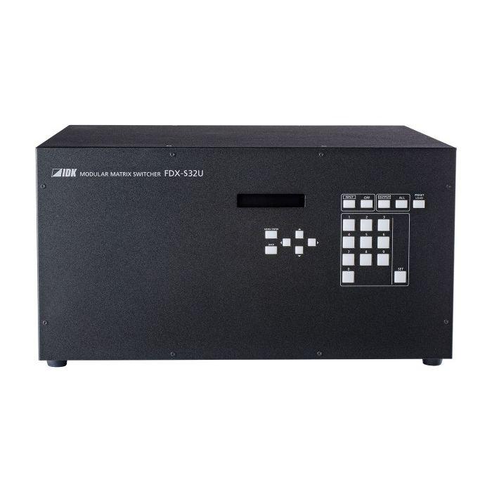 IDK 4K@60 Mod Matrix Switcher, 32 Inputs & 32 Out