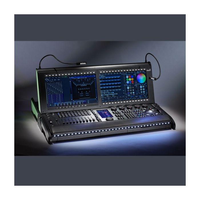HES Hog 4-18 control console