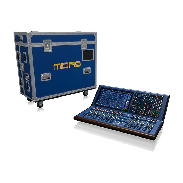 Midas HD96-24 Mixer Touring Package