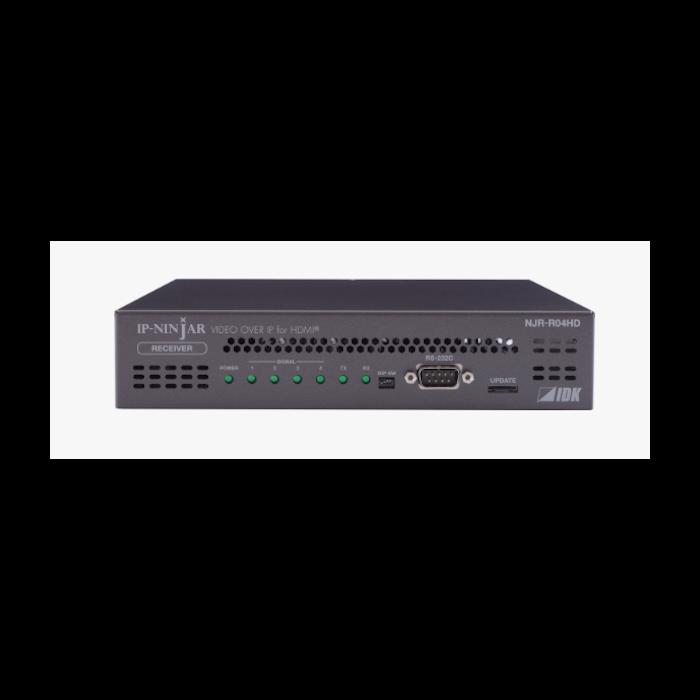 IDK 4-channel HDMI Decoder, No SFP+
