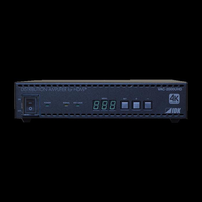 IDK VAC-2000UHD