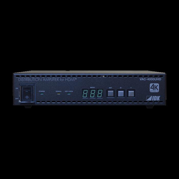 IDK VAC-4000UHD